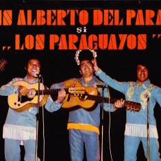 LUIS ALBERTO DEL PARANA -SI FORMATIA .LOS PARAGUAYOS - Muzica Latino