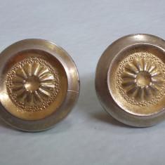2 MANERE MOBILA - Metal/Fonta