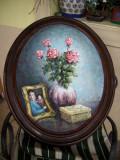 impresionism,original,ulei pe panza,aprox.70/50