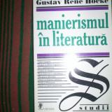 Manierismul in literatura-Gustav Rene Hocke