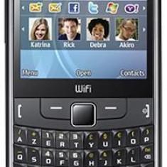 Vand samsung gt-s3350 - Telefon Samsung, Negru, Neblocat, 2 MP, Micro SD, Wi-Fi: 1