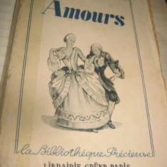 Carti franceze vechi. Lot1, 15 buc, pret pe lot. - Carte veche
