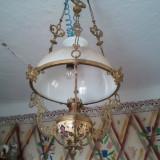 Candelabru, Lampi