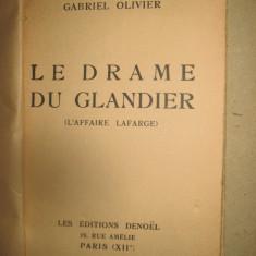 Carti franceze vechi coperti simple. Lot4- 15 buc, pret pe lot. - Carte veche