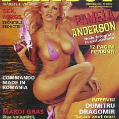 PLAYBOY FEBRUARIE 2002 - PAMELA ANDERSON - Reviste XXX