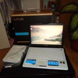 Vand Sony Vaio VGN- FJ3S intel centrino dual core 1, 73 * 1, 73, hdd 250 gb, 2, 5 gb ram, dwd- rw. Este adus din Anglia si este in perfecta stare de - Laptop Sony, 2 GB