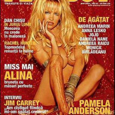 PLAYBOY MAY 2004 - PAMELA ANDERSON - Reviste XXX