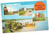 Carte postala(ilustrata)-MANGALIA NORD-Neptun