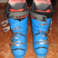 Clapari Lange Comp 120 LF J, ski, schi, Marime: 40, Barbati