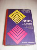 GHID de pregatire matematica pentru concursul de admitere in invatamantul superior-D.Draghicescu\Al.Leonte\G.Vraciu