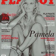 PLAYBOY FEBRUARIE 2007 - PAMELA ANDERSON - Reviste XXX