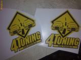 Sticker autocolant 4 tuning original