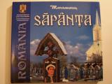 MARAMURES - SAPANTA, ALBUM CU FOTOGRAFII DIN CIMITIRUL VESEL