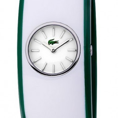 Lacoste L2000399 ceas dama Nou, 100% veritabil. Garantie.In stoc - Livrare rapida., Casual, Quartz, Inox, Plastic, Rezistent la apa