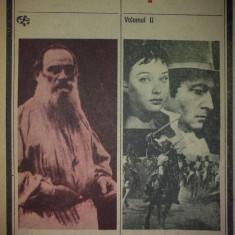 L. N. TOLSTOI - RAZBOI SI PACE vol. II