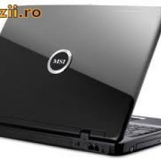 Laptop MSI GX700X, Intel Core 2 Duo, 2 GB, 320 GB