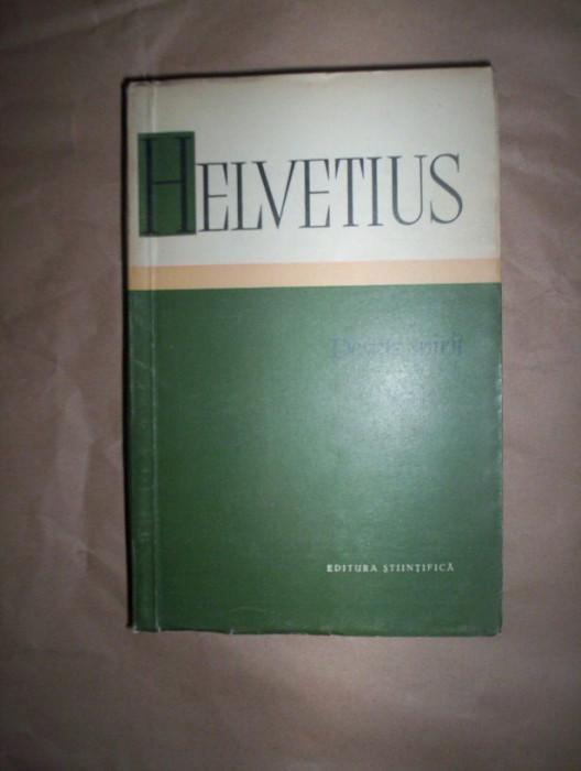 Helvetius-Despre spirit foto mare