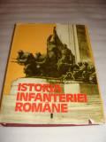 ISTORIA INFANTERIEI ROMANE - volumul I-Gheorghe Romanescu Gheorghe Tudor Mihai Cucu Ioan Popescu