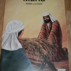 Maria - Mama lui Isus - Biblia pentru copii
