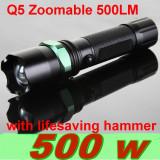 Lanterna Itp far incarcator retea si masina+acumulator