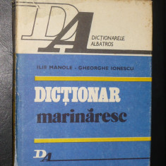 DICTIONAR MARINARESC - Enciclopedie
