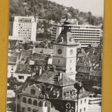 BRASOV SFATUL 1971 - Carte Postala Transilvania dupa 1918, Circulata