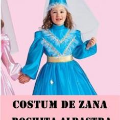 FROZEN! FII PRINTESA VIOLETA ROCHITA DE ZANA CEA BUNA,PT,SERBARE,CARNAVAL,HALLOWEEN,PARTY! SUPER PRET!