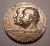 Medalie Ziarul Universul - Aniversarea a 50 de ani in serviciul neamului 1933