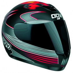 CASCA AGV K-SERIES NEW DEVIL - Casca moto