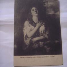 C.P.NAPOLI - Museo Nazionale - Maddalena piangente ( Tiziano )
