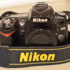 Vand body Nikon D90 - Aparat Foto Nikon D90, Body (doar corp)