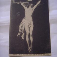 C.P.NAPOLI - Museo Nazionale - Gesu Cristo in Croce ( A. Van Dyck )
