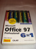 OFFICE 97 Microsoft Professional 6 in 1 - Faithe Wempen