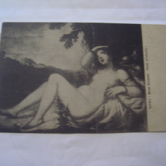 C.P.NAPOLI - Musee Nationale - Danae ( Tintoretto )