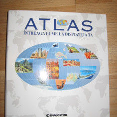 Biblioraft Atlas DeAgostini