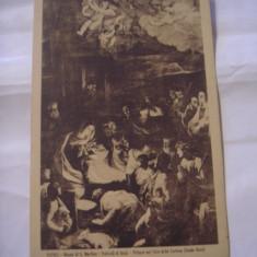C.P.NAPOLI - Nativita di Gesu - Pittura del Coro della Certusa ( Guido Reni )