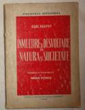 Karl Kautsky INMULTIRE SI DESVOLTARE dezvoltare IN NATURA SI SOCIETATE