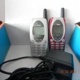 VInd 2 telefoane zapp Z110 cu un incarcator