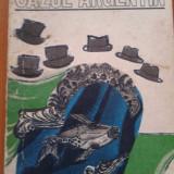 CAZUL ARGENTIN - Cicerone Cernegura - Roman, Anul publicarii: 1969