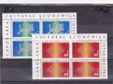 Colaborare 1971  ,nr lista 762 bloc 4, Romania.