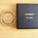 MMD1 - TEMATICA TEHNICA - 2003 - INDUSTRIA METALURGICA BUZAU - AROMET - Medalii Romania