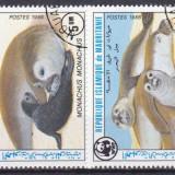 Foci-Mauritania serie completă, Natura, Africa