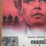 Ceasul al saptelea - Viorica Nicoara - Roman, Anul publicarii: 1976