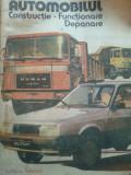 Automobilul - Constructie, functionare, depanare