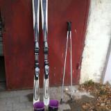 Schiuri (skiuri) rossignol 170, clapari raichle,bete