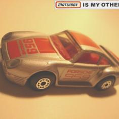 MATCHBOX INT'L MACAU--PORSCHE 959-- ++2100 DE LICITATII !! - Macheta auto Matchbox, 1:64