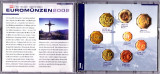 Austria set monetarie 2002,1+2+5+10+20+50 Eutocenti+1+2 EURO,in cutie
