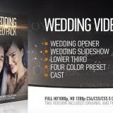 PROIECTE NUNTII, BOTEZURI, CUMETRII, PUBLICITATE-FULL HD-AFTER EFFECTS - Decoratiuni nunta