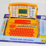 Laptop educativ bilingv cu limba Romana si Engleza + 120 de activitati educative pentru copii NOI SIGILATE Cadou jucarii