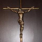 Crucifix mare pentru perete